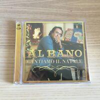 Al Bano _ Cantiamo il Natale _ 2 X CD Album _ 2016 NUOVO SIGILLATO