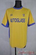 Chelsea London 2001-2002 Third Football Shirt , Size XL