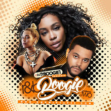 DJ TY BOOGIE - R&B BOOGIE 2  (MIX CD) THROWBACK R&B and BLENDS