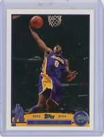 2003-04 Topps Kobe Bryant #36 Lakers NM Card Lebron Rc Yr