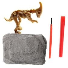 Novelty Dinosaur Fossil Model Set Jurassic Archaeological Education Toy Kid Gift
