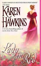 Lady in Red by Karen Hawkins (2014, Paperback) Brand New