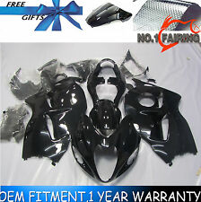 Gloss Black Fairing kit Bodywork Set Fit for SUZUKI Hayabusa GSX1300R 1999-2007
