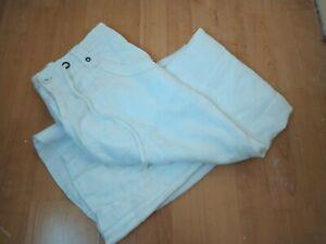 Soul Cal Size 12 White Trousers Summer Beach