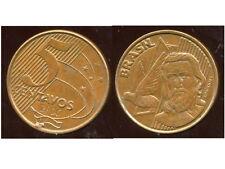 BRESIL  5 centavos  2006  ( bis )