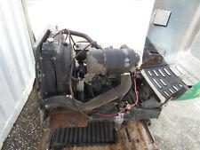 2005 Yanmar 3tnv84t Turbo Diesel Engine Motor Power Unit 405hp With Radiator Hood