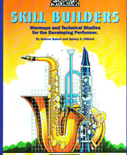 "SOUNDS SPECTACULAR ""SKILL BUILDERS"" MUSIC BOOK 2-SCORE & TEACHER'S GUIDE-NEW!!"