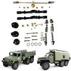 WPL OP Upgrade Full Metal Spare Parts For B-16 B16K B-36 B36K 1/16 RC Car Truck