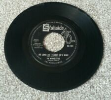 "The Marvelettes 7"" As Long as I Know He's Mine Stateside Motown Rare"