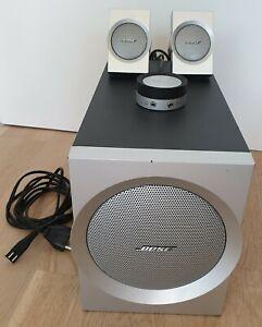 Bose Companion 3 Multimedia 2.1 Lautsprechersystem