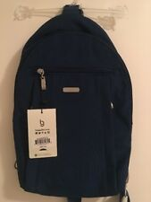 Baggallini - Glide Travel Sling Bag - Pacific - Backpack Bookbag Carry On - NEW