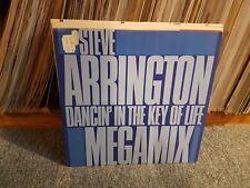 Steve Arrington  – Dancin' In The Key Of Life (Megamix) (Maxi)
