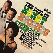 THE SOUL OF MONEY RECORDS VOLUME 2 NEW & SEALED NORTHERN SOUL CD (KENT) 60s R&B