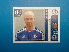 Panini Champions League 2011-12 n.288 Meirelles Chelsea