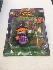 1994 Sewer Heroes TMNT RHINOMAN  by Playmates
