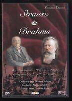 EBOND Strauss Brahms:  Der Rosenkavalier, Symphonie N°2 Op. 73 DVD D554723