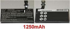 Batterie 1250mAh Pour Sony LT22 LT22i Nyphon, Xperia P, 1252-3213.2 AGPB009-A001