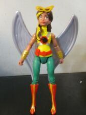 """Dc Super Hero Girls Hawkgirl Figure 6"""" Comic Book Heroes Action Figures loose~"""
