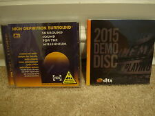 LOT DTS DEMO 2015 FROM LAS VEGAS CES + high def surround NEW