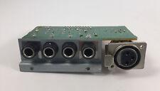 Tascam TEAC M3500 Jack A PCB 52102998-00 s648