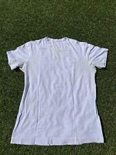 Lululemon 5 Year Basic Crew T-Shirt Men's Light Gray Heathered - Large (L)