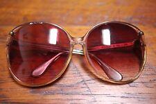 Vintage 70s 80s Menrad Hispter Butterfly Eye Glasses Sunglasses Frames