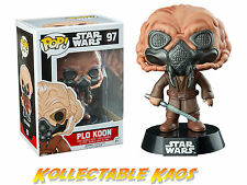 Star Wars - Plo Koon Pop! Vinyl Figure