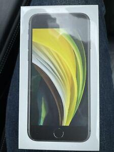 iPhone SE, Black, 64GB, Unlocked, Unopened
