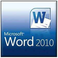 MANUAL EXAMEN WORD 2010 + TEST TRAMITACIÓN PROCESAL 2019