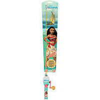 "DISNEY'S MOANNA 2  2'6"" Youth Fishing Pole-Rod & Reel Brand New"