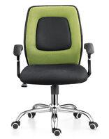 Office Desk chair Racing Gaming Chair Adjustable Swivel Medium Back