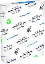 New listing Hammermill Paper Great White 100% Recycled Printer Paper 8.5 x 11 Paper Le.