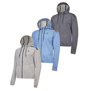 Dare2b Omneity Men's Full Zip Hooded Hoodie Fleece Jacket Jumper Top RRP £50