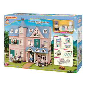 Sylvanian Families Deluxe Home Gift Set 5521