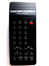 NICAMIZER DIGITAL STEREO TV REMOTE CONTROL