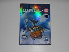 Walt Disney's WALL E Pixar Robot Family Kids Movie Film DVD 2008 Bonus Material