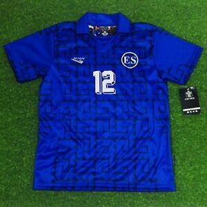 El Salvador Camisa de Futbol Retro - 1997-1998