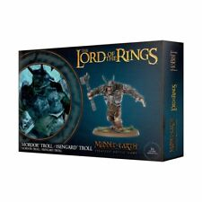 Mordor Troll Lord of the Rings Middle Earth Strategy Battle Game NEW