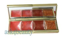 Laura Geller Quicklips Four Shades Lipstick W/2 Sided Brush & Mirror New & Unbox