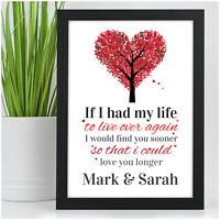 Personalised Gifts for Her Him Wife Couples Girlfriend Valentines Present Gifts