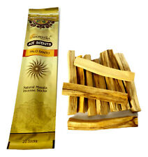 Palo Santo Wood Sticks x 10pc with Free PS Incense sticks (20 pack)! Peruvian