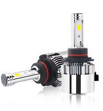 9006 LED CanBUS Headlight Conversion Kit 90W Seoul Lamp 6000K White Bulb