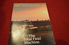 Caterpillar 65 Challenger Tractor Dealer's Brochure AEDA2481 LCOH