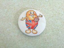 Potato Pete tin badge circa late1980s./early 1990s