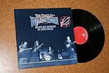LP Vinyl The Beatles Revival Band Frankfurt Songs in Deutsch Telefunken