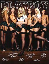 Playboy November/11/2011  Deutschlands Schönste Studentinnen! mit Abo-Cover!