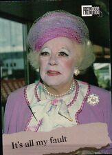 Dame Barbara Cartland English Author - Royal Family Trading Card, Not a Postcard