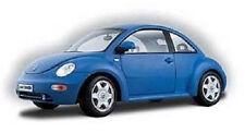 1999 Volkswagen New Beetle BLUE 1:18 Maisto 31875