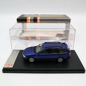 Premium X 1:43 VOLVO V40 2001 METALLIC DARK BLUE PRD441 Limited Edition Diecast