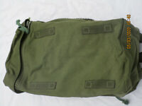 1x Webbing 90 Side Pouch, Olive, Irr, Plce Daypack, Side Pocket, Cwl 1985, #11